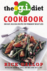 G.I. Diet Cookbook