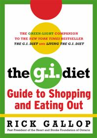 The G.I.Diet  Shopping and Eating Out Pocket Guide